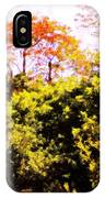 Summer Trees IPhone Case
