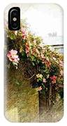 Summer Wall IPhone Case