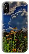 Summer Wildflowers IPhone Case