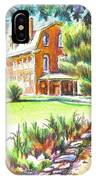 Summertime At Ursuline No C101 IPhone Case