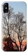 Sun Down Moon Up IPhone Case
