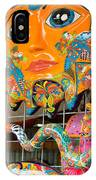 Wimberley Texas Sun Goddess And Her Court IPhone Case