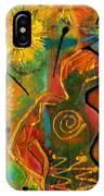 Sun Goddess IPhone Case