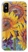 Sun-kissed Beauties IPhone Case
