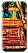 Sun Kissed Truck IPhone Case