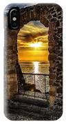 Sun Panorama IPhone Case