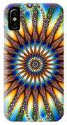 Sun Wheel 2 IPhone Case