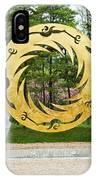 Sunbird Sculpture, Chengdu, China IPhone Case