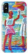 Sunday Afternoon At The Beach IPhone Case