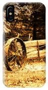 Sundown On The Honey Dew Wagon IPhone Case
