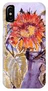 Sunflower 1 IPhone X Case
