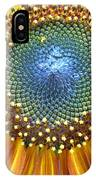 Sunflower Center IPhone X Case