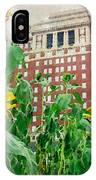 Sunflower City IPhone Case