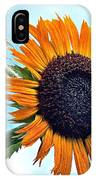 Sunflower In The Sky IPhone X Case