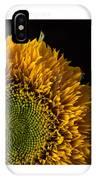 Sunflower Original Signed Mini IPhone Case