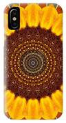 Sunflower Power IPhone X Case