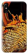 Sunflower Seeds In Oils IPhone Case