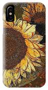 Sunflowers 397-08-13 Marucii IPhone Case