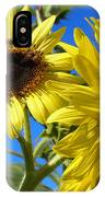 Sunflowers Abound IPhone Case