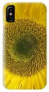 Sunflower's Cluster IPhone Case