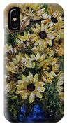 Sunflowers Fantasy IPhone Case