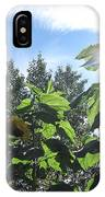 Sunflowers In Sunshine IPhone X Case