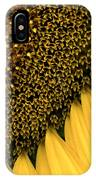 Sunflowers Of Summer IPhone Case