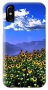 Sunflowers... IPhone Case