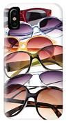 Sunglasses IPhone X Case