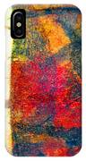 Sunlight Sliver On Abstract IPhone Case