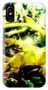 Sunlit Seaweed IPhone Case