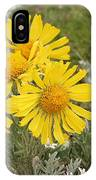 Sunny Flowers IPhone Case