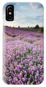 Sunny Lavender IPhone Case