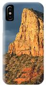 Sunny Side Of Sedona IPhone Case