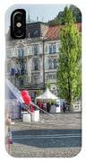 Sunny Slovenia IPhone Case