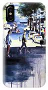Sunny Street  IPhone Case