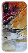 Sunrise - Abstract Art IPhone Case