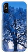Sunrise And Tree IPhone Case