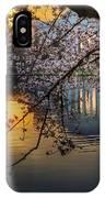 Sunrise At The Thomas Jefferson Memorial IPhone Case