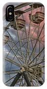 Sunrise Ferris Wheel IPhone Case