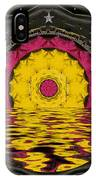 Sunrise In Paradise Pop Art IPhone Case