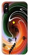Sunrise Joggers  IPhone Case