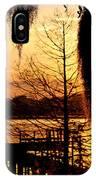 Sunrise On Lake Weir - 7 IPhone Case