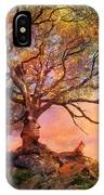 Sunset At Fox Mountain IPhone Case