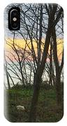 Sunset At The Island IPhone Case