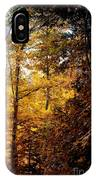 Sunset Forest IPhone Case