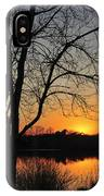 Sunset Glow Toms River New Jersey IPhone Case