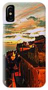 Sunset In Capoliveri - Toscany IPhone Case