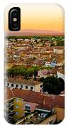 Sunset In Cavaillon IPhone Case