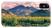 Sunset In Napa Valley IPhone Case